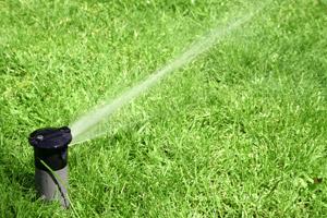 Sprinkler heads - Summer flooding hazards